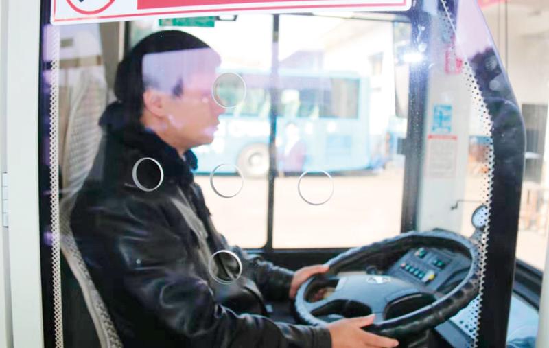 凡人非凡事:公交车里的婺城正能量