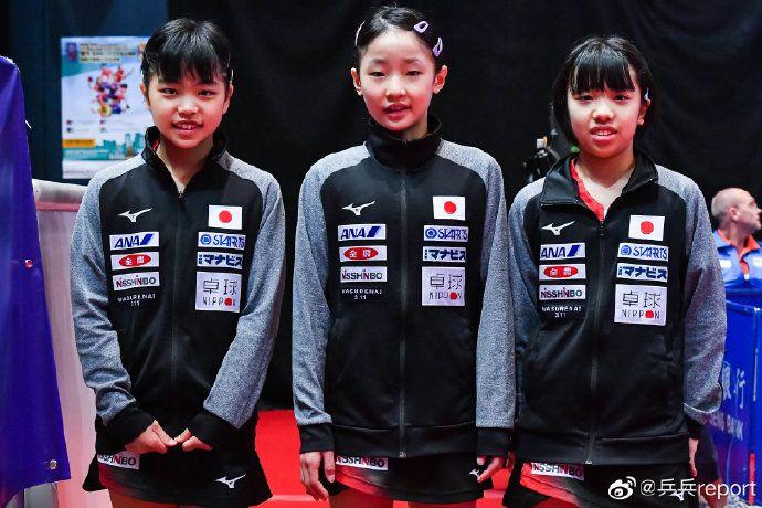 两金一银!11岁日本天才跨级打爆对手,张本智和妹妹目标惊人