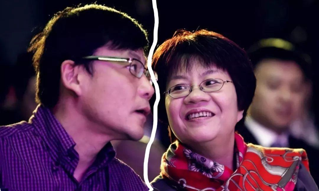 当当总裁俞渝深夜手撕老公李国庆:烂透的婚姻,都非一日之寒