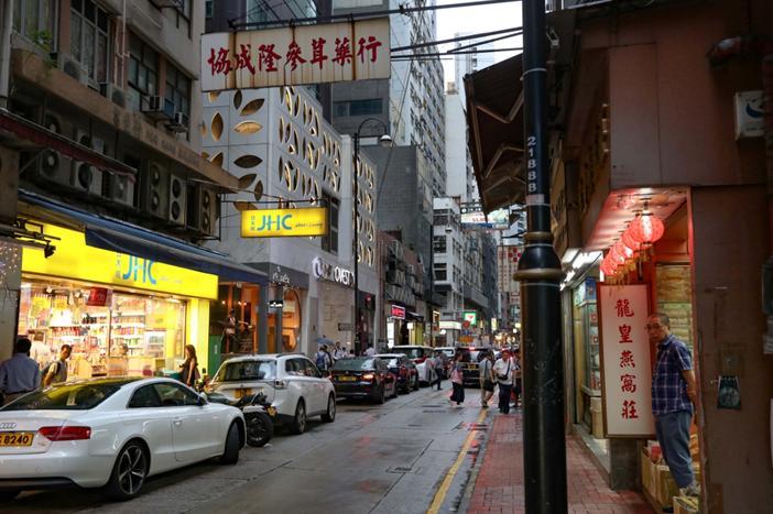 香港与内地,被忽略的互助历史