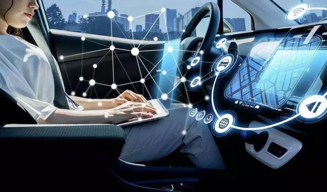 """汽车与科技紧密拥抱,黑科技正在露出""""伪装"""""""