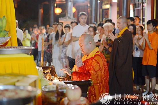 把福氣帶回家!廣西桂平龍華古寺邀您拜月祈福