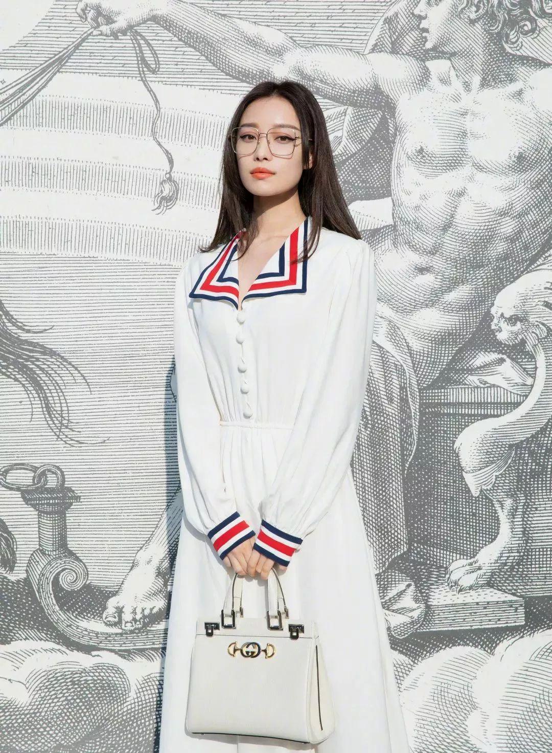 制服 校服 gucci 学院风 单品 jk 校园 秀场 参考价格 百褶裙