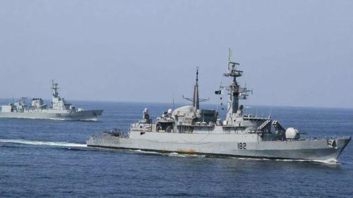 购买8艘中国先进战舰,装备8艘中国潜艇,中械海军力量如何?