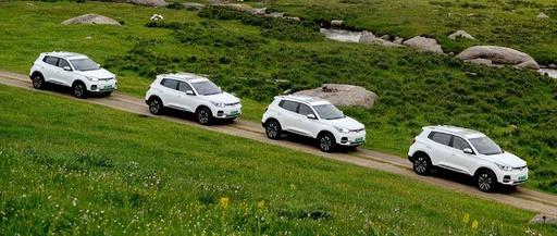 11.5万能买纯电紧凑SUV?这款续航401公里、配智能手环的SUV,做到了