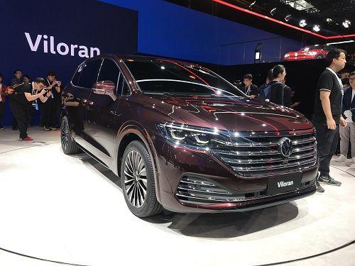 三款新车亮相广州车展大众汽车品牌推进产品攻势