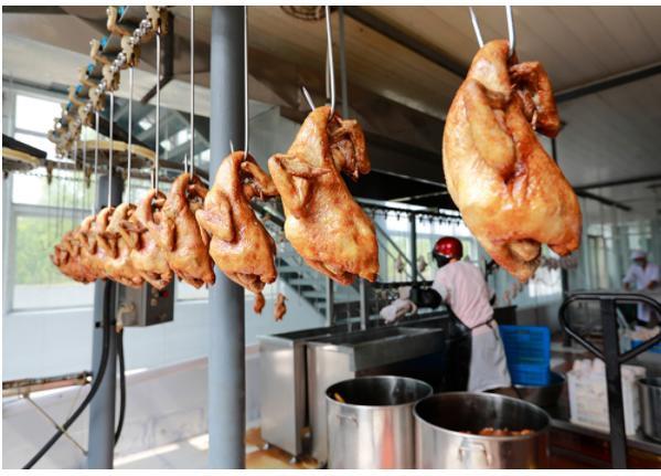 南农食品新零售 老南农烧鸡的营销新时代(图2)