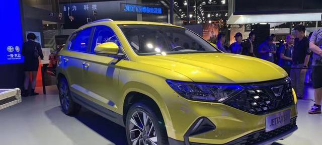 路咖与车:捷达VS5上市  8.18万起售的它会成为新的黑马?