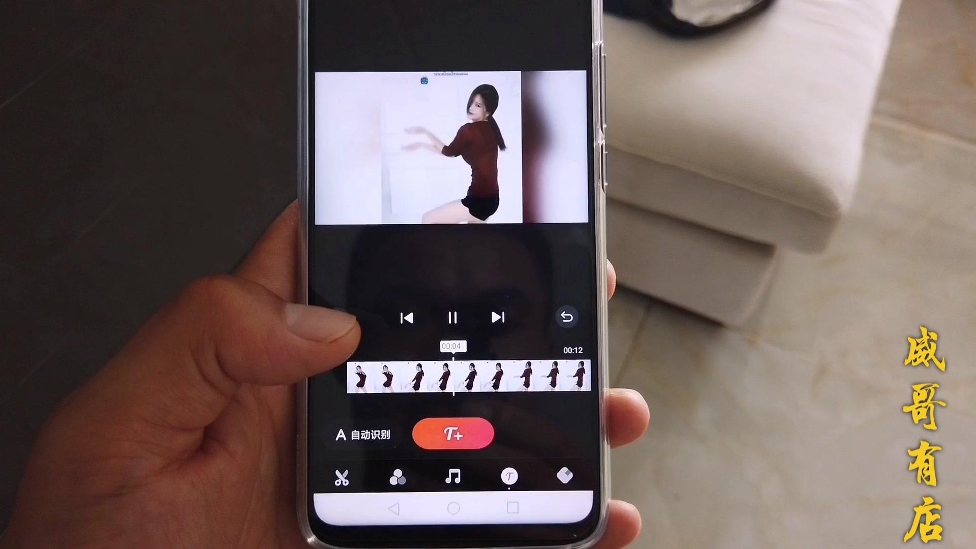 宝宝的视频和照片放在手机太占内存了,删了还舍不得