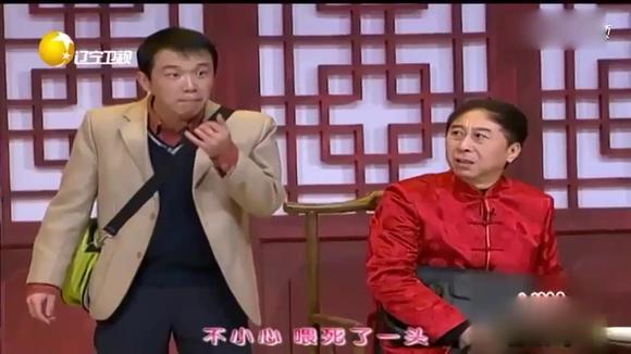 小品《返乡》你看了吗?冯巩潘斌龙爆笑来袭,看一遍笑