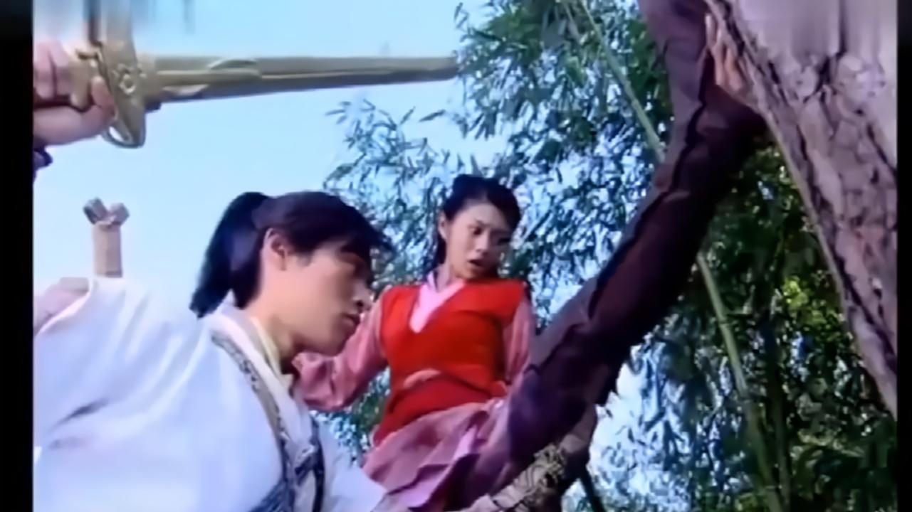 仙剑:林月如对灵儿动手,李逍遥顿时不乐意了,上去就开打