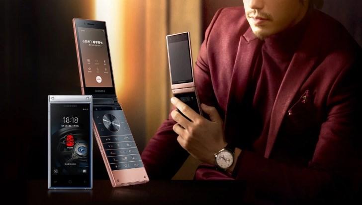 爆料:三星W2020翻盖手机初始机身存储容量达512GB