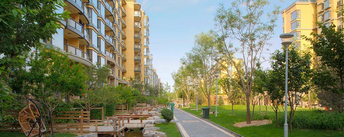 小区绿化养护有哪些方案?万佳园林来分享