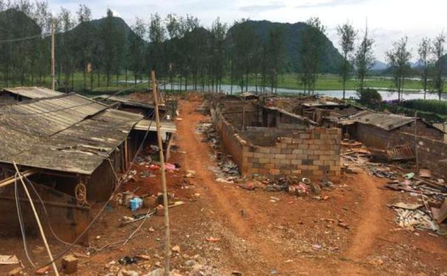 杨幂《三生》取景地拆迁停滞5年,村民贷款建房,户均负债25万