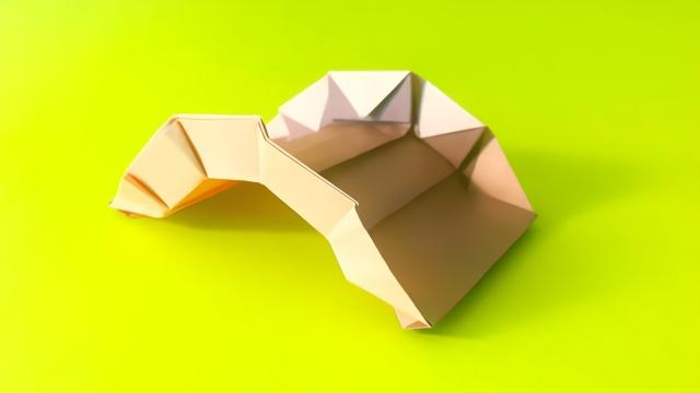 爱官方爱热门 幼儿园手工制作 折纸