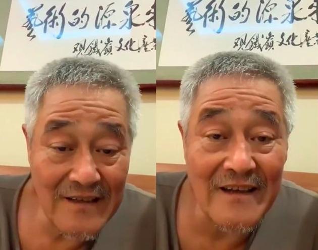 61岁赵本山上场打篮球,戴专业发带,看起来很有范