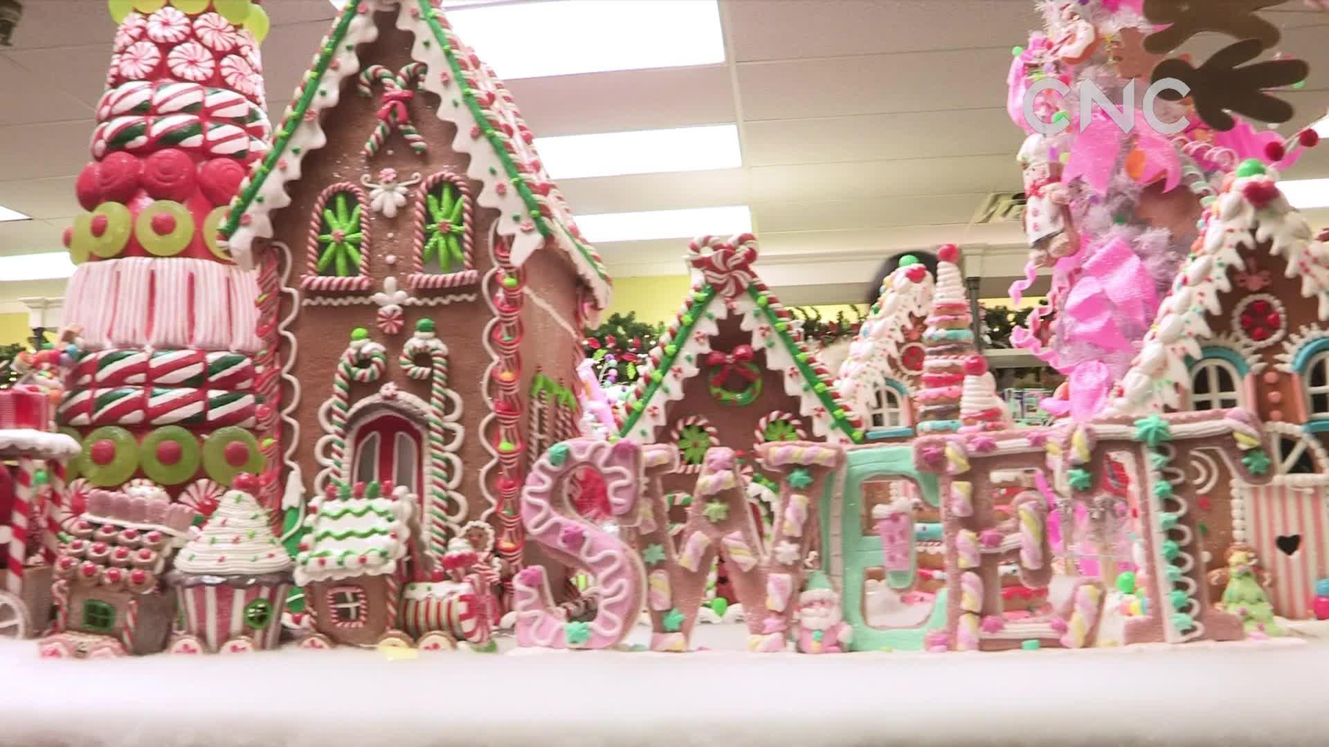 加拿大奇妙乐园首次举办冬季节