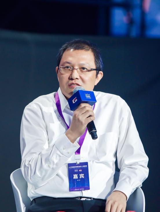 """林元庆:通过""""线下""""数字化 推动垂直行业智能升级"""