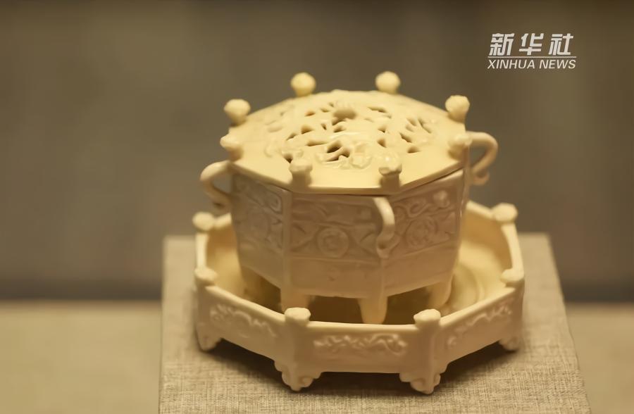 福建德化陶瓷展:展示千年海丝文明