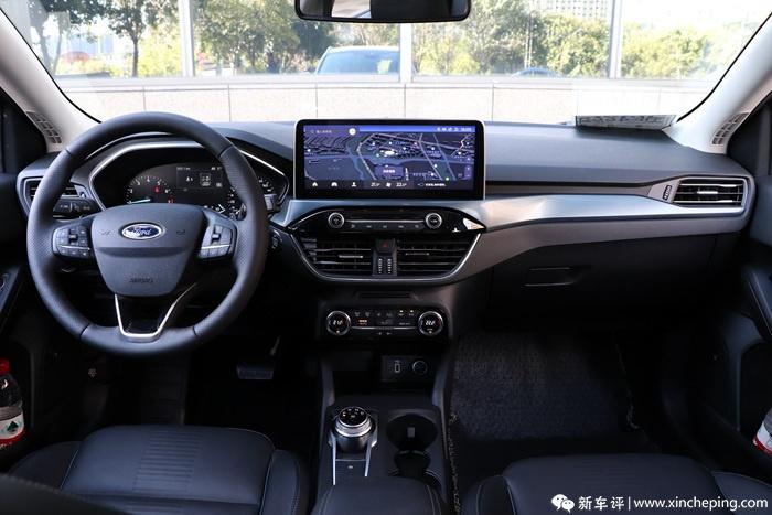试驾福克斯Active:它真的是新锐SUV?