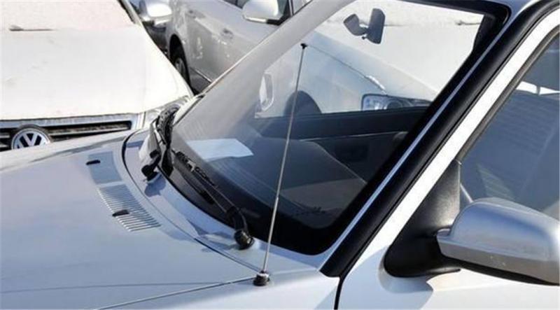 汽車頂上和鯊魚背鰭一樣的東西,有何作用?