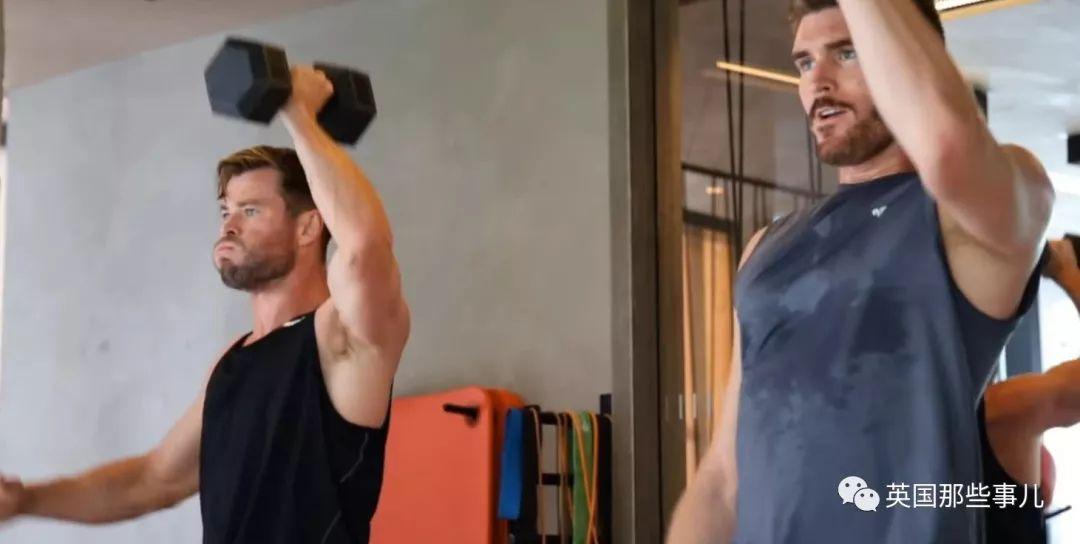 他按照雷神的健身计划狠炼了30天,一下身材巅峰,还惊动了海总