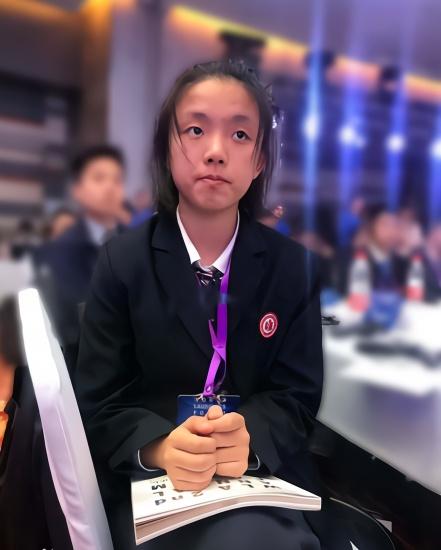 """古交租房网_15岁""""最年轻科学家""""火了 网友:连她的课题名字都看不懂"""