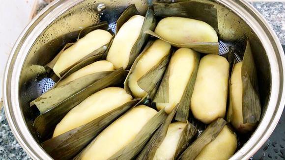 特别喜欢这种高压手法包的粽子,这馅料看着就好吃,不松下传统灭菌锅操作说明图片
