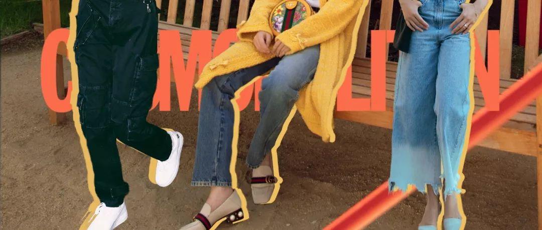 事实证明:刘涛和倪妮的牛仔裤不挑人,衬人