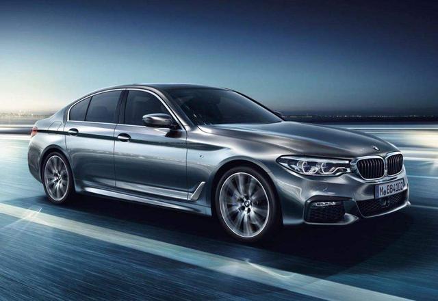 还执着于BMW 5?这车尺寸更大,最高降10万,7月销量暴涨71.8%