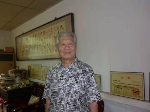 徐景水――书写新时代文化自信的艺术家