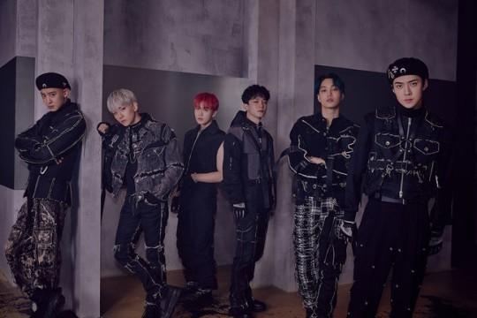 exo音乐银行 EXO将于6日《音乐银行》公开新曲《Obsession》初舞台