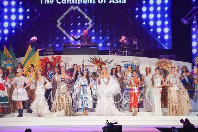 第59届国际小姐全球总决赛落幕   泰国小姐夺冠