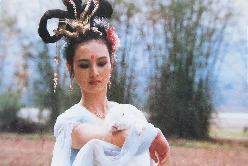 《西游记》原来是部宝藏剧!从凡人到妖精,这些年竟错过了这么多美女
