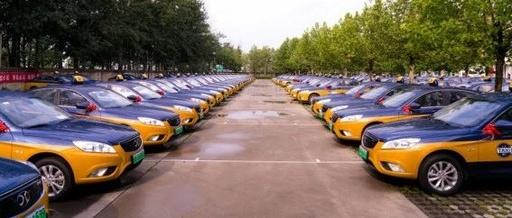 汽势封面 实地调查北京换电出租车 换电迅速续航靠谱运营成本低