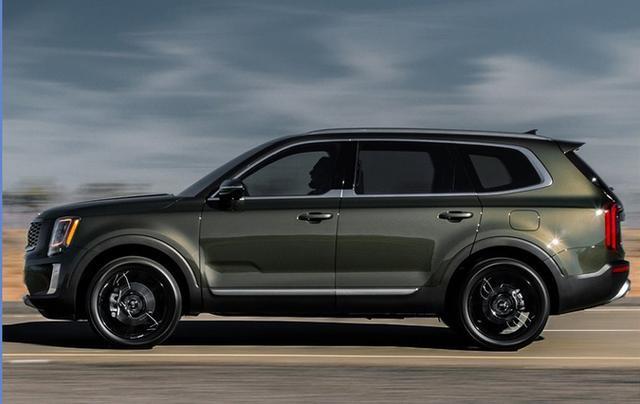 起亚全新旗舰硬派SUV,搭载V6引擎,翻身就靠它了