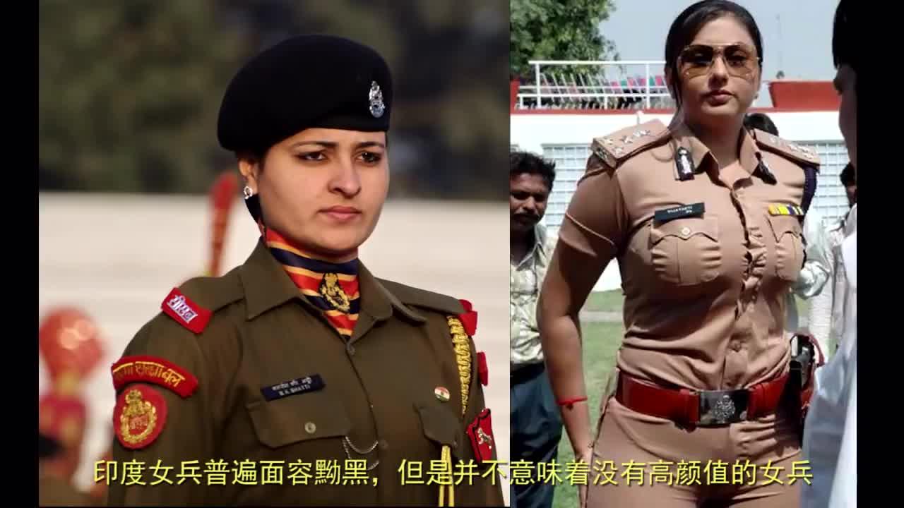 世界各国阅兵女兵大比拼,谁最英姿飒爽?