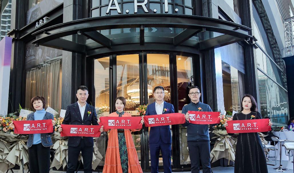 新旧交替中的艺术思潮,2019美克家居A.R.T设计师中国之旅再启程