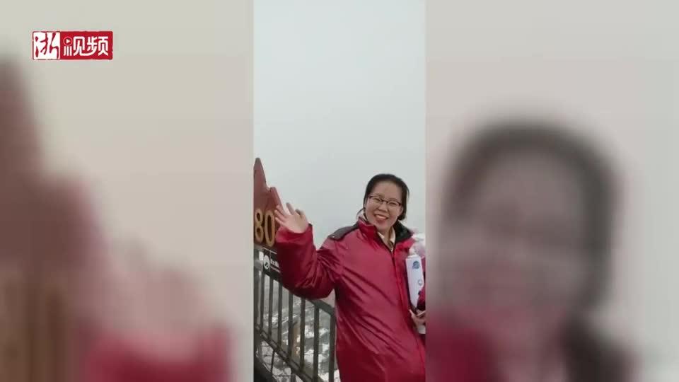 玉龙雪山迎入秋首场降雪 白雪皑皑美炸了