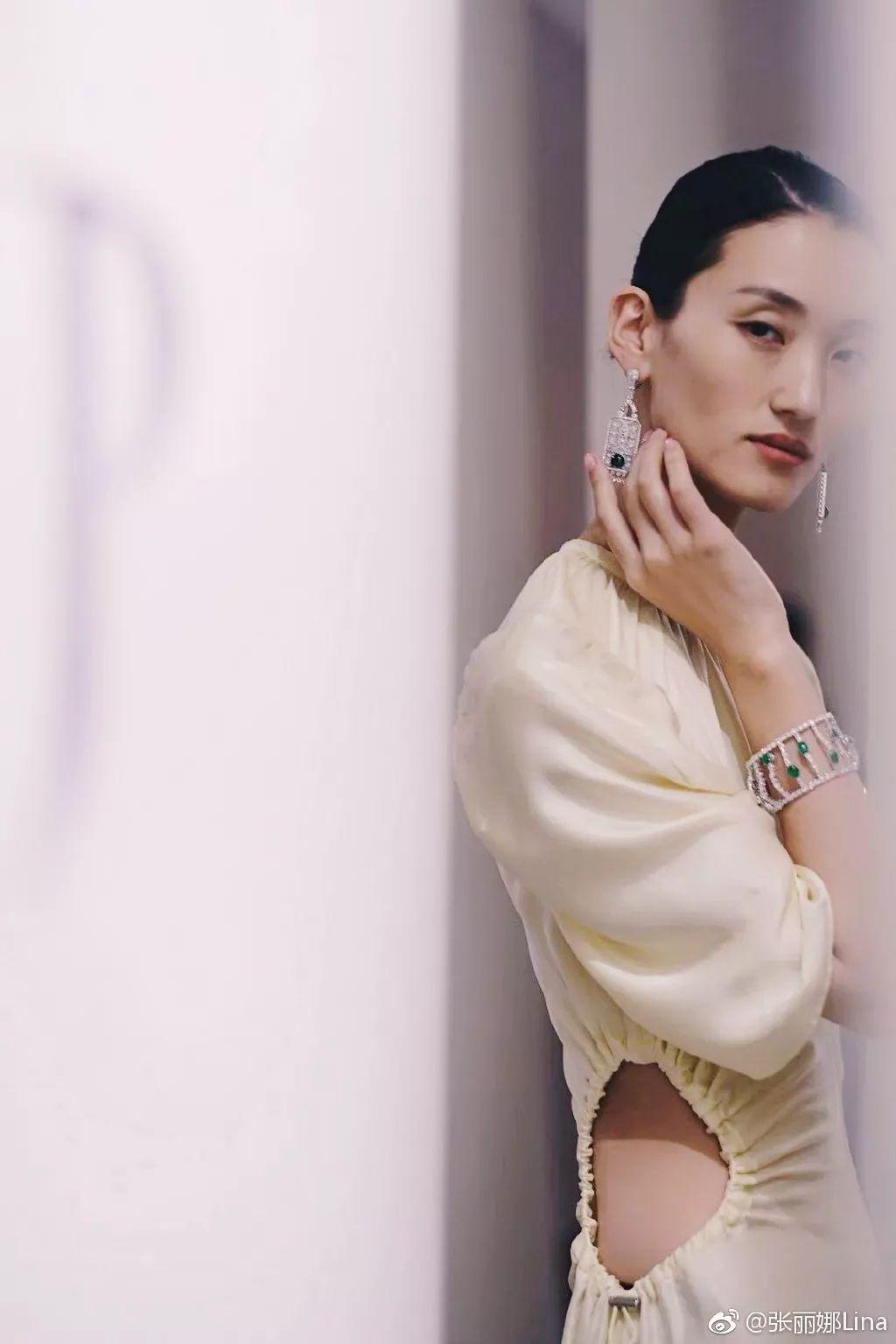 第二眼美女?超模张丽娜逆袭爆红国际时尚界:女人有多狠,人生就有多赚?