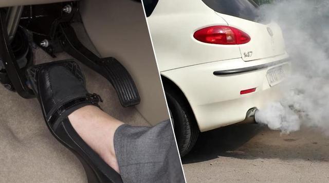 """大脚轰油门真的可以清理积碳吗?""""脚法不对"""",反而伤车"""