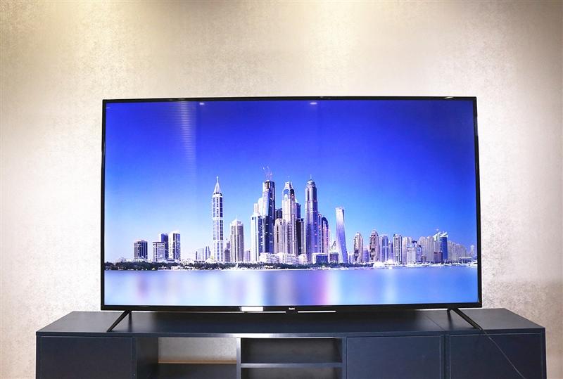 70英寸巨屏即正義 Redmi紅米電視首作評測:3399元無法抗拒