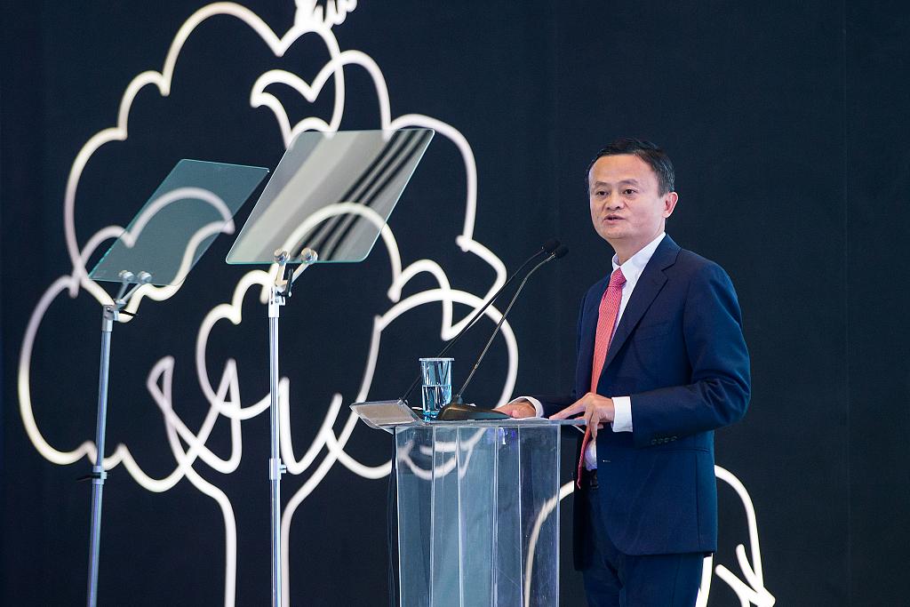 """阿里20周年,馬云和他的""""領導者工廠"""""""
