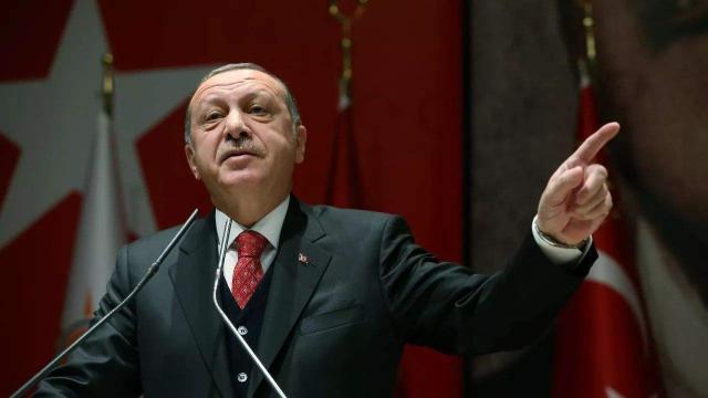只给美国4天时间!土耳其下达最后通牒,派出大军欲一举消灭宿敌__凤凰网