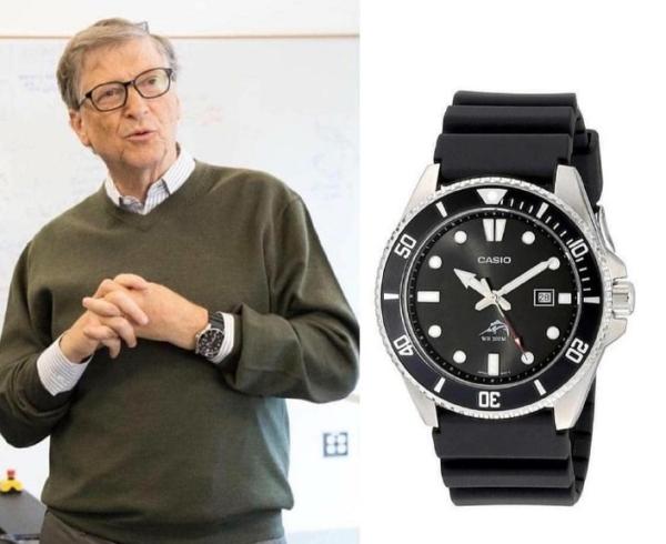 """首富同款卡西欧""""剑鱼""""手表竟然只要几百元?"""