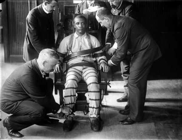 为什么在西方判死刑这么难