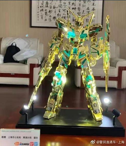 """漫威宇宙电影合集 因为3亿元大案 日本游戏巨头送中国警方""""限量版""""礼物"""