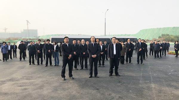 宁津新河水系综合治理项目
