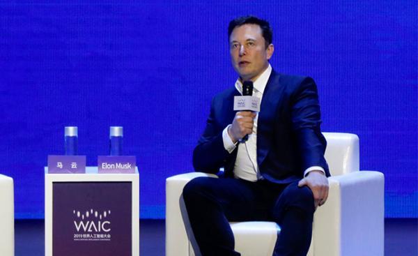 马斯克点赞中国?#20309;?#35273;得中国就是未来,上海工厂令人震撼