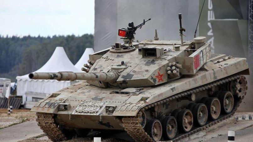 中国坦克扬威赛场,综合成绩小组